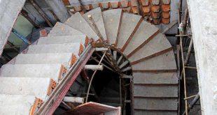 Thiết kế cầu thang bê tông cốt thép toàn khối