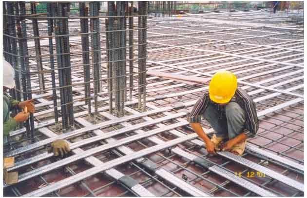 Quy trình biện pháp thi công sàn cáp dự ứng lực