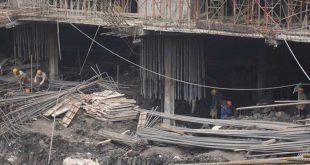 Tổ chức thi công xây dựng phần hầm công trình bằng phương pháp thi công topdown